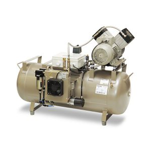 Dentálny kompresor DK50 2V/110/M 230V/50Hz
