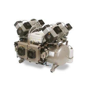 Dentálny kompresor DK50 2x4VR/110/M