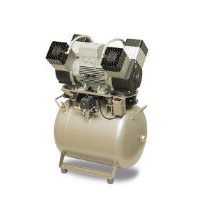 Dentálny kompresor DK50 4VR/50