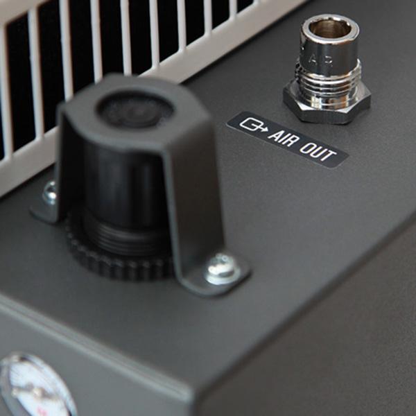 Mediciálny kompresor DK50 DE - Low Flow