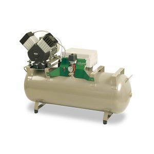 Priemyselný kompresor DK50 2V/110