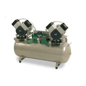 Priemyselný kompresor DK50 2X2V/110