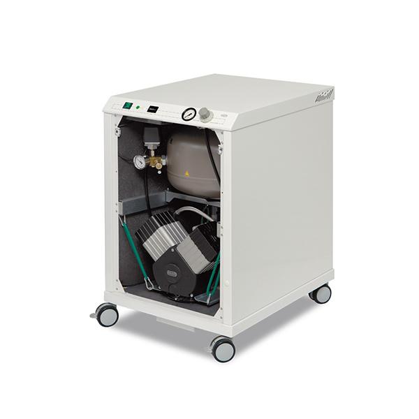 Priemyselný kompresor DK50 2VS/M Mobile II