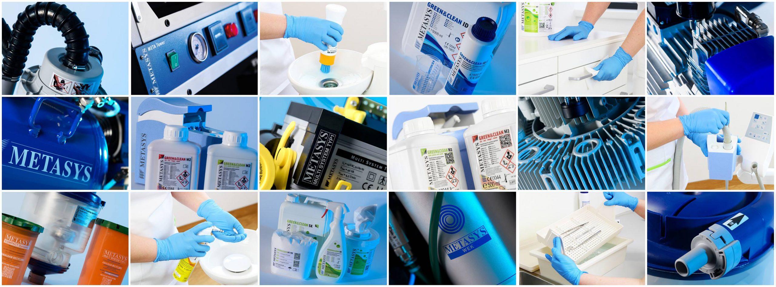 METASYS produkty